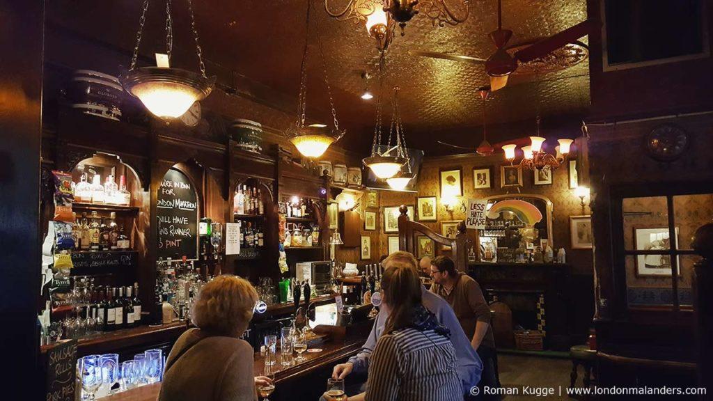 The Nell Gwynne Tavern London Pub