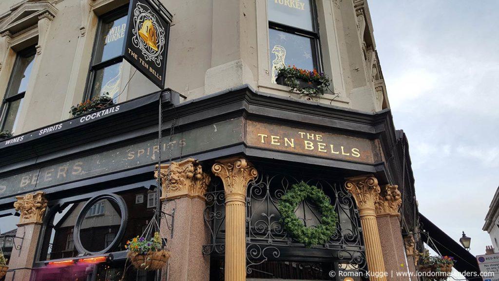 The Ten Bells London Pub