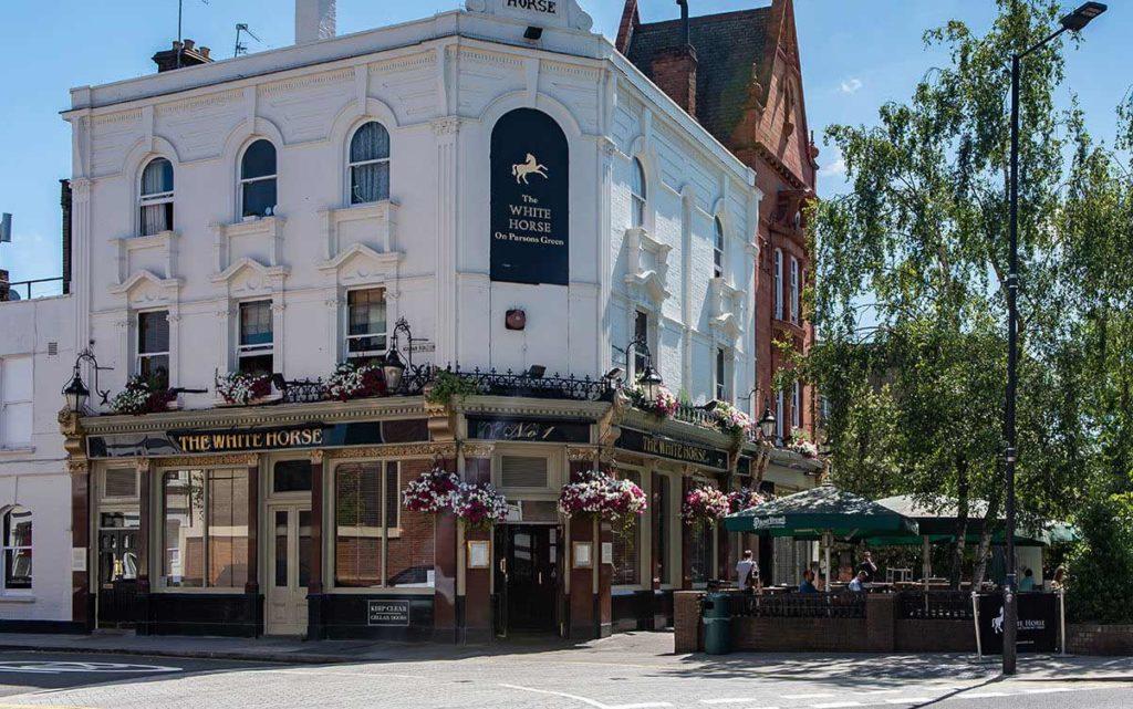 The White Horse Pub London