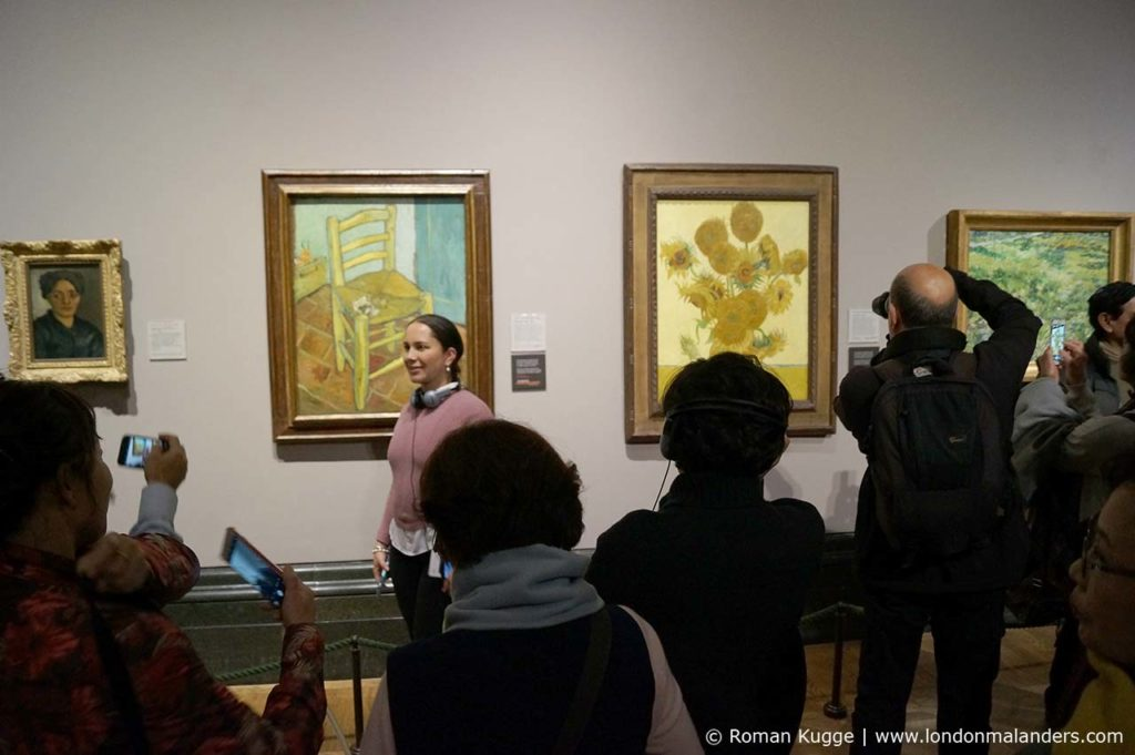 National Gallery London Van Gogh