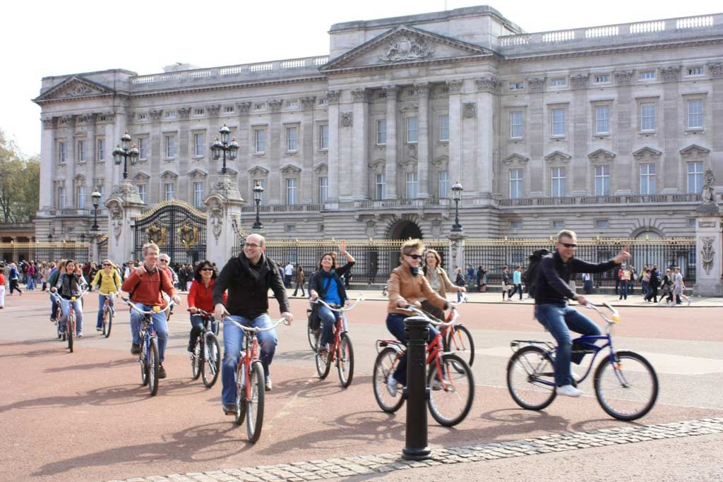 Fahrradtour London
