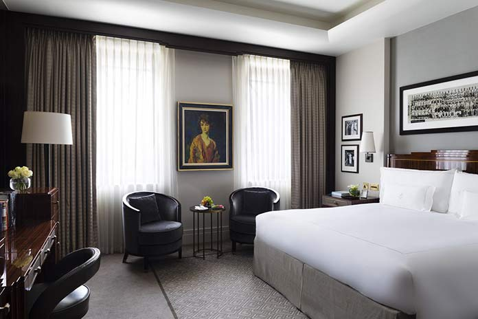 The Beaumont Hotel Rooms