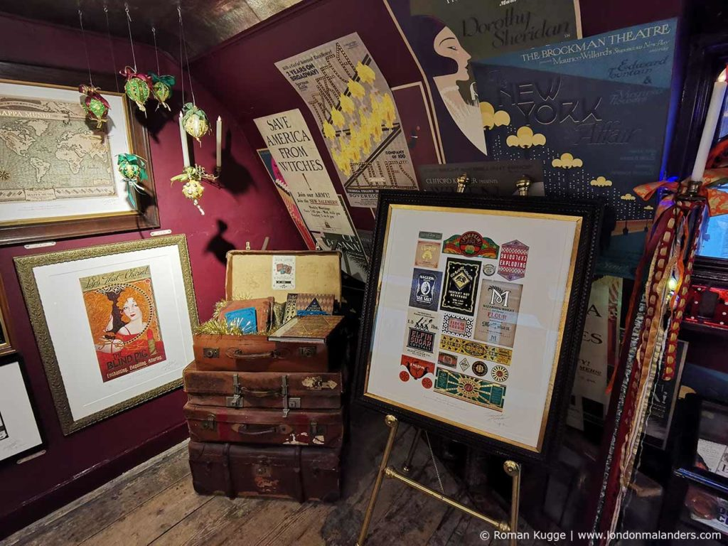 House of MinaLima London