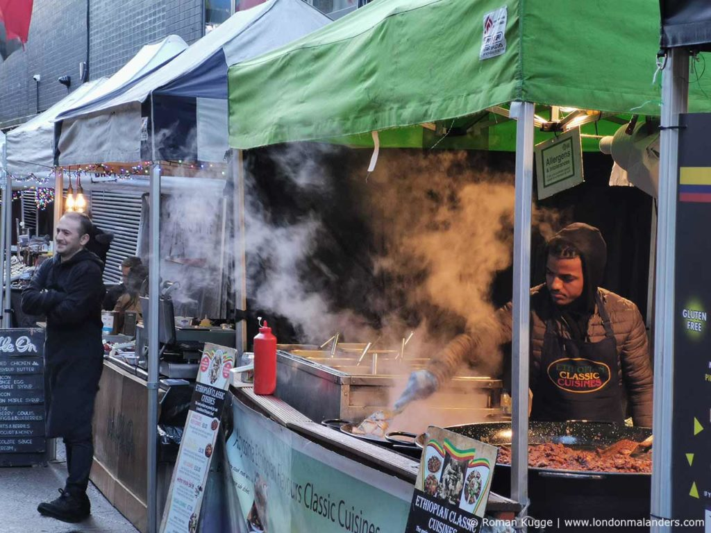 Maltby Street Market London Street Food Markt