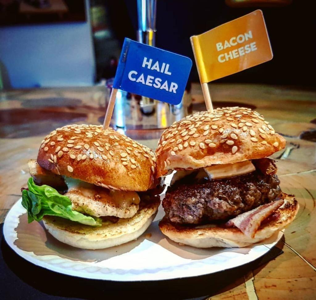 Bite Me Burger London