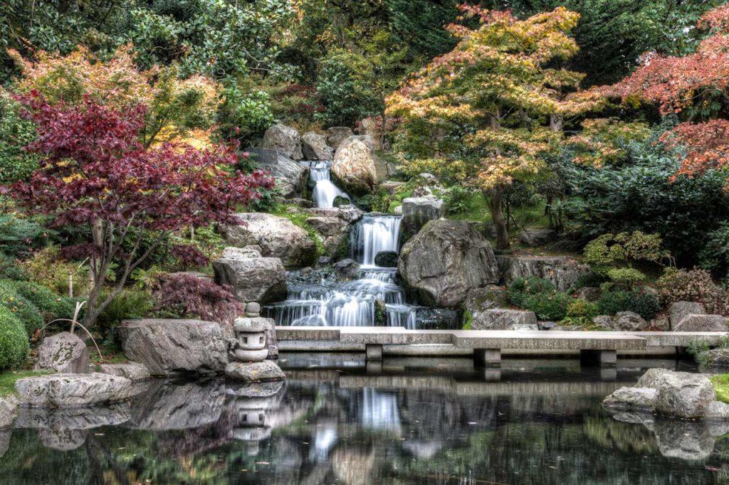Holland Park London Kyoto Gardens