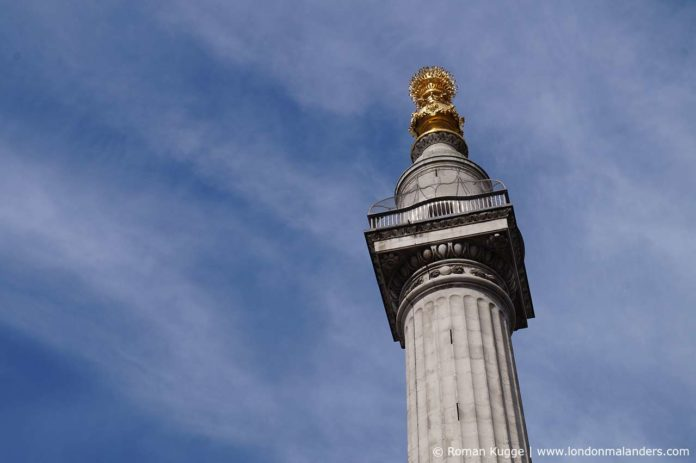 The Monument London