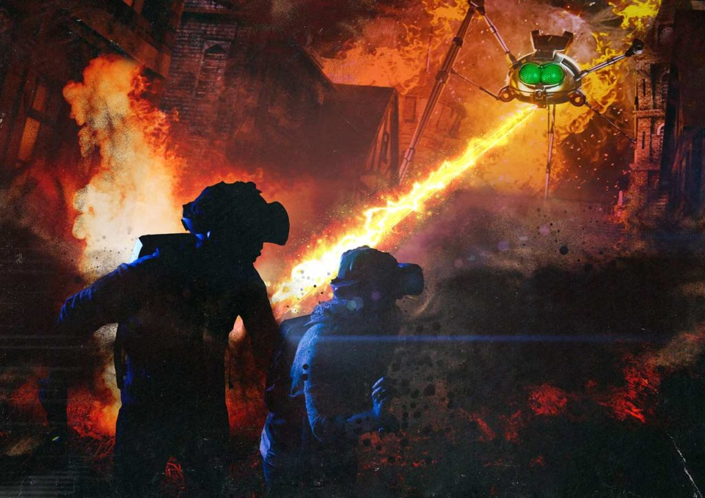 War of the Worlds - The Immersive Experience London